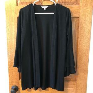 NWOT Lauren Conrad Bell Sleeved Cardigan